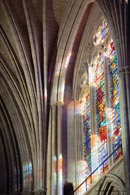 Stained glass window; Size=150 pixels wide
