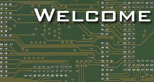 Welcome Computer Board 1