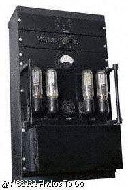 Vintage fuse box