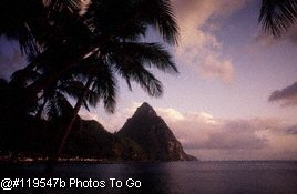 Pietons, St. Lucia