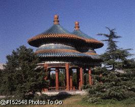Double King Pagoda of Longevity, Beijing