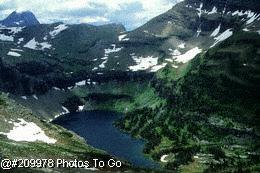 Logan Pass, Hidden Lake