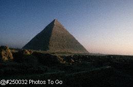 Sunrise, Pyramids