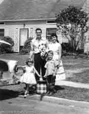 Family Circa 1950